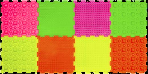 Набор 6 — «Светлячок», флуоресцентные цвета