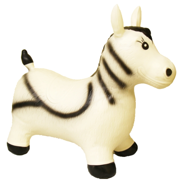 Зебра, игрушка надувная