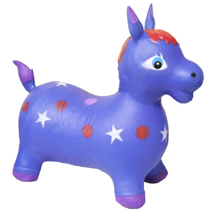 Пони №4, игрушка надувная