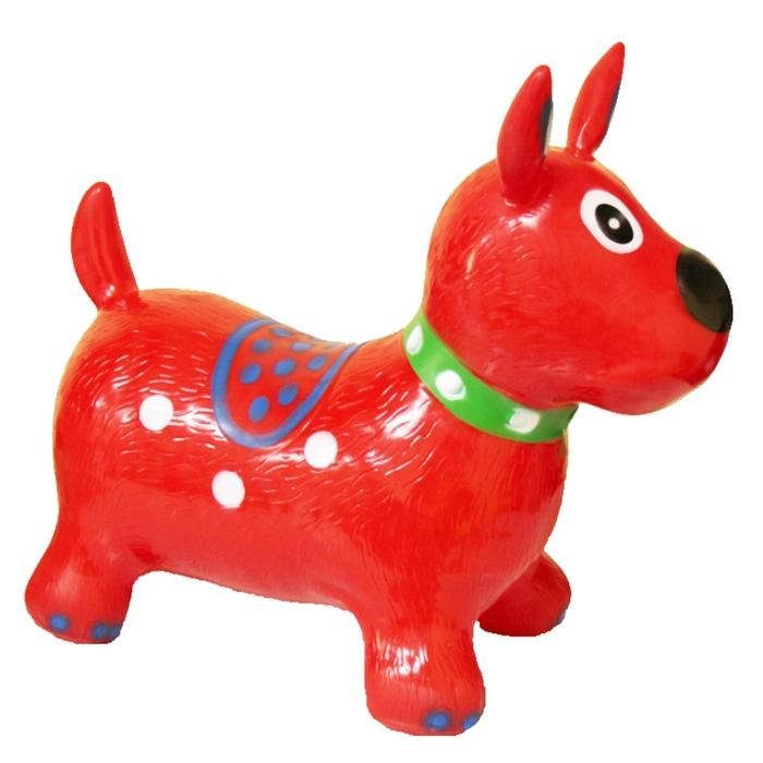 Собачка №1, игрушка надувная