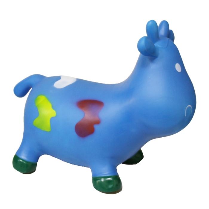 Коровка, игрушка надувная