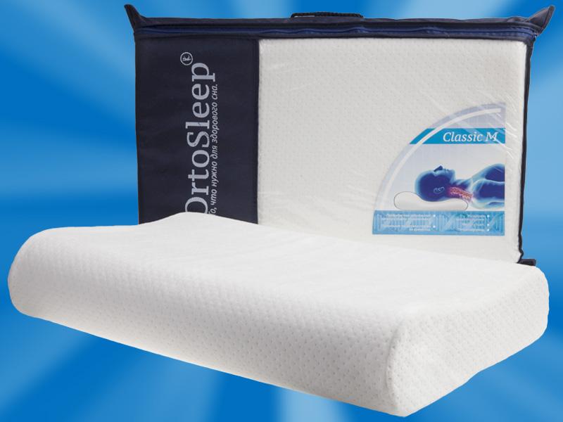 Подушка «OrtoSleep», Classic