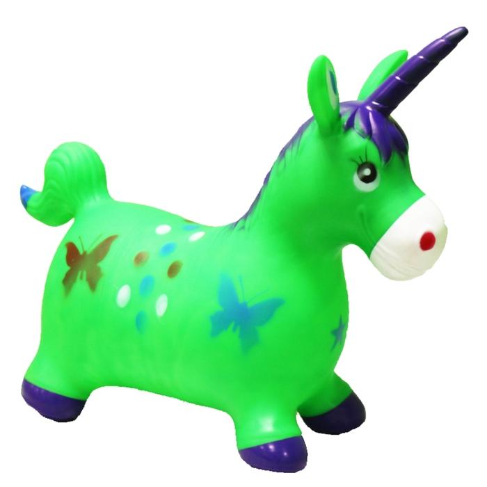 Единорог, игрушка надувная