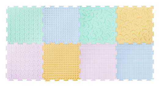 Набор — «Малыш», пастельные цвета