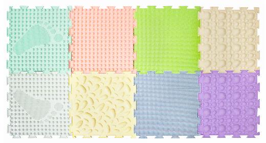 Набор — «Универсал», пастельные цвета
